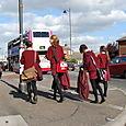 school girls Belfast
