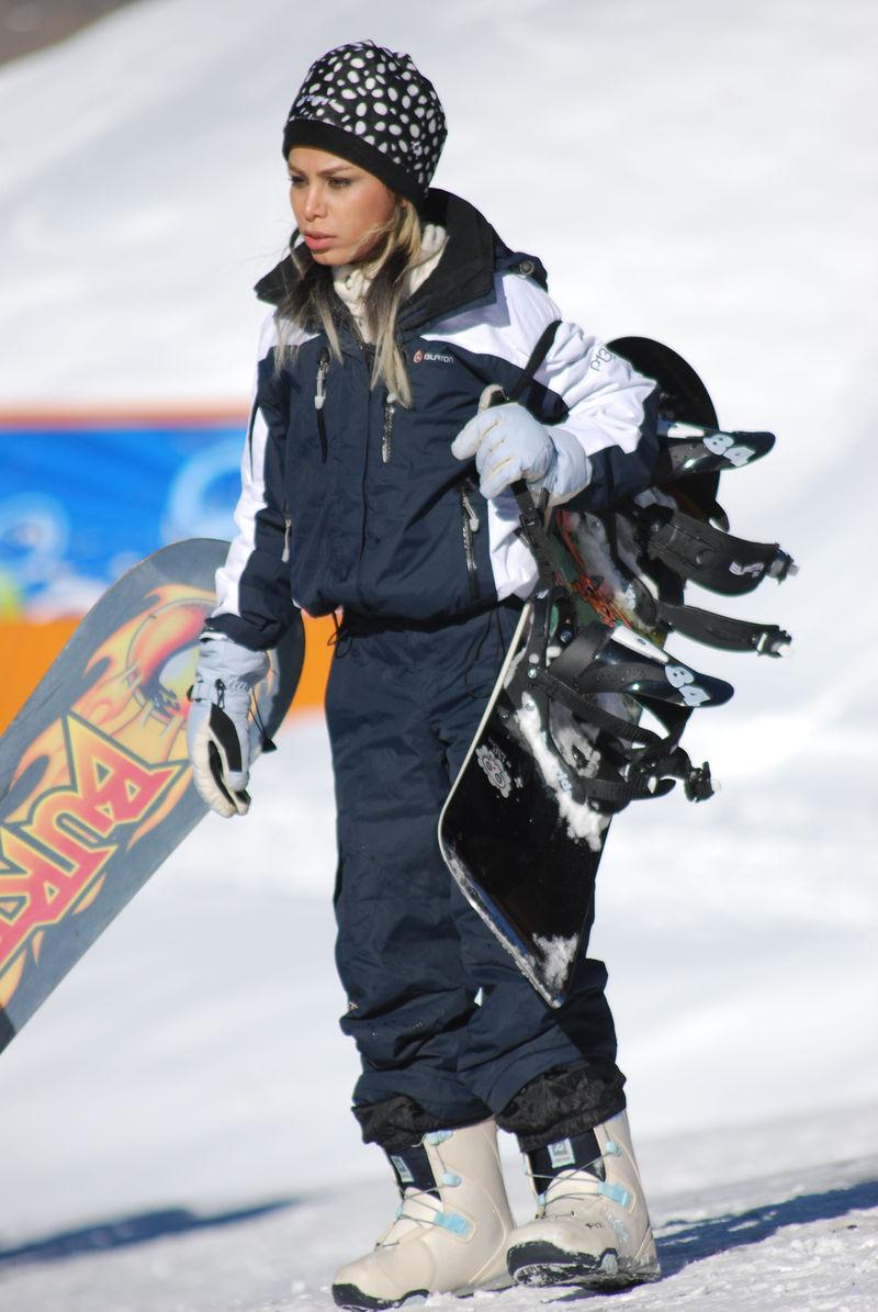 Snowboardchick