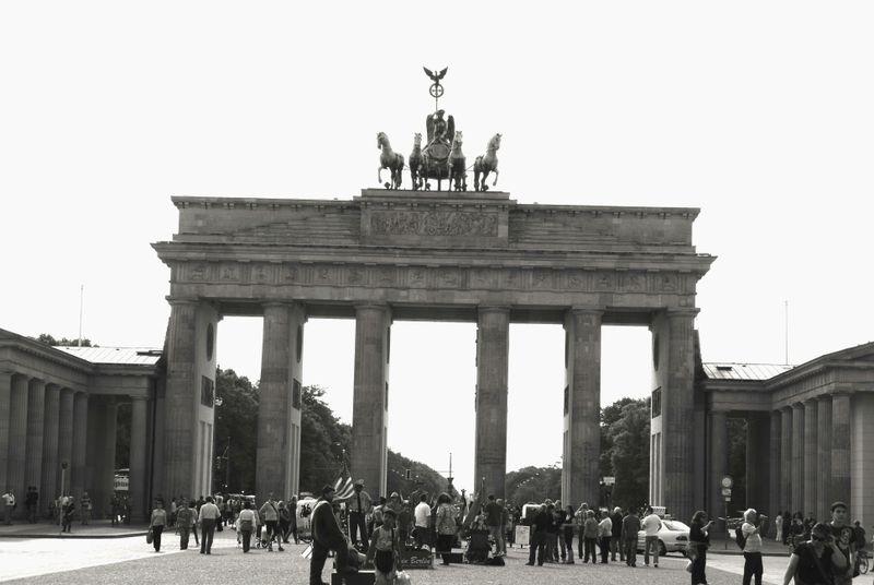 Brandenburgfront
